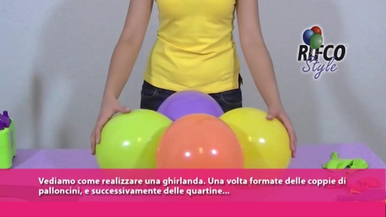 Preferenza Tutorial: come fare la manipolazione base con i palloncini - YouTube EX86