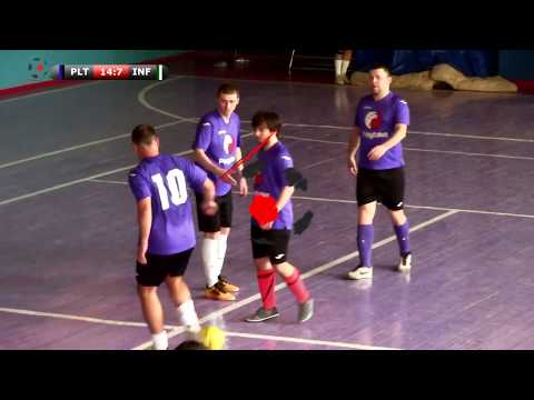Обзор матча за 3-е место между командами: Infopulse United - Playtika