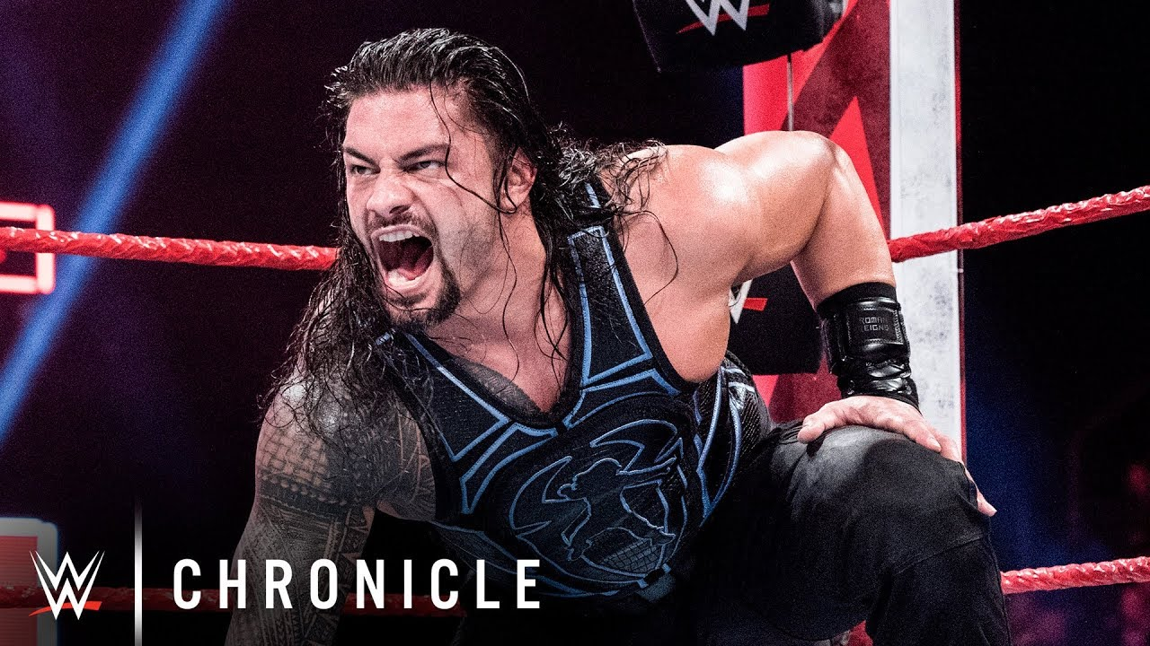Wwe Reigns