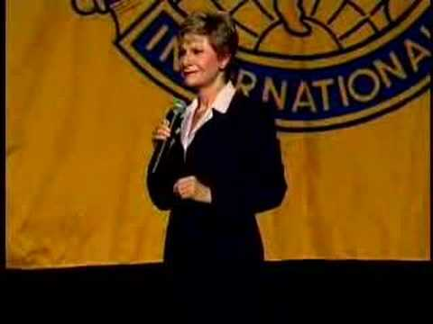 Patricia Fripp - Toastmaster's International Keynote