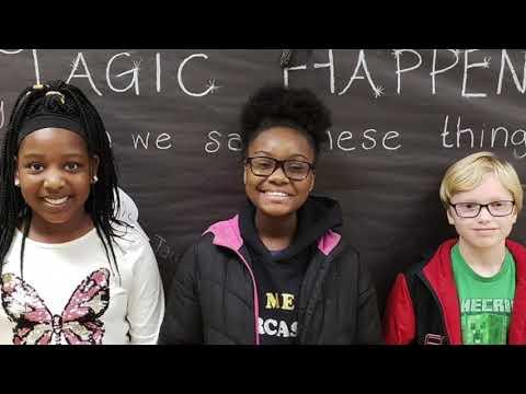 Hot Springs Intermediate School, 2018-2019 Year in Review Video