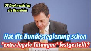 Ramstein: Hat die Bundesregierung schon einmal