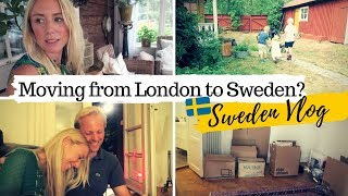 Moving To Sweden? (and we have a few drinks) | SJ STRUM