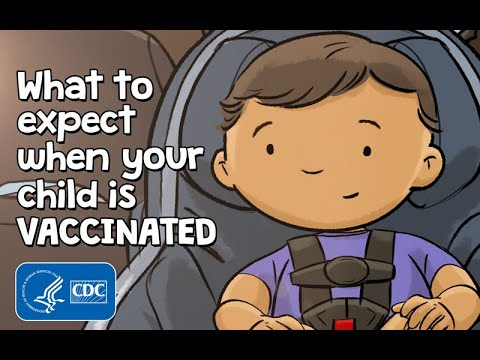 What to expect when your child is vaccinated | How Vaccines Work
