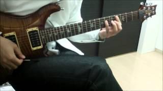 Dream Theater - I Walk Beside You / Score Live Version (Guitar Cover)