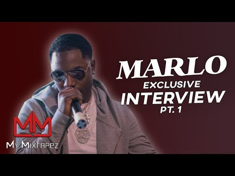 Marlo - How he and Lil baby started rapping! [Part 1]