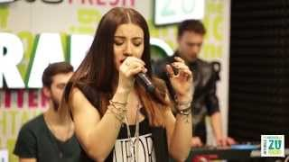 Nicoleta Nuca - Say Something (Cover A Great Big World - Live la Radio ZU)
