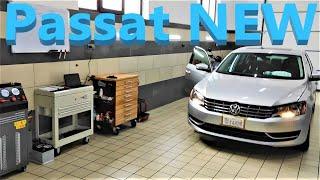 VW Passat NEW USA 2015 - Не работает стеклоподъёмник