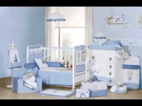 diy baby boys room decorating ideas youtube. Black Bedroom Furniture Sets. Home Design Ideas