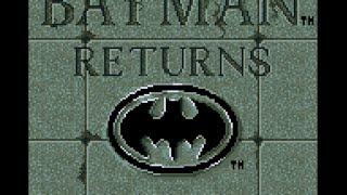 Game Gear Longplay [044] Batman Returns
