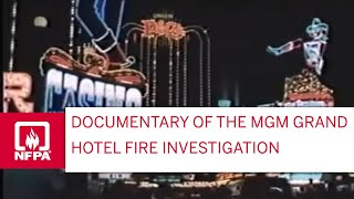 MGM Grand Hotel Fire Anniversary - Part 1