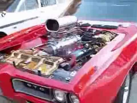 1968 GTO Blower