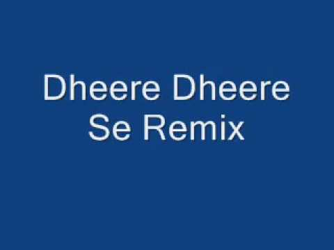 Dheere Dheere Se Meri zindagi - aashiqi-Remix2.flv