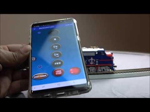 Review: Bachmann Scout Special Set W/ EZ App Bluetooth Control