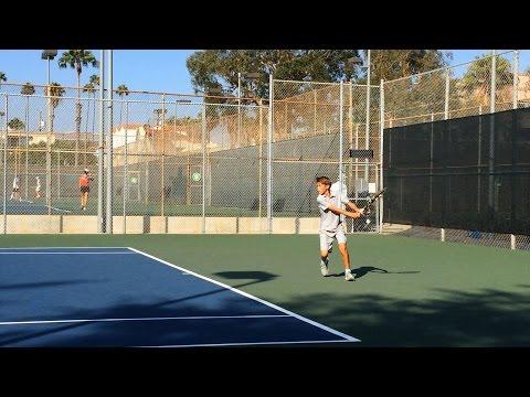 Santa Monica Open Draws Top Tennis Talent