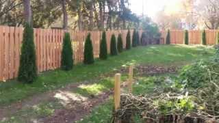 Alternate Board Privacy Fence Company New Brighton, Mn