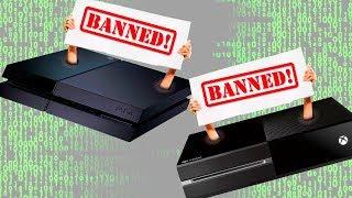 10 причин, по которым могут ЗАБАНИТЬ в Xbox Live и PSN
