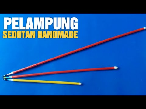 Making Fishing Floats From Drink Straw