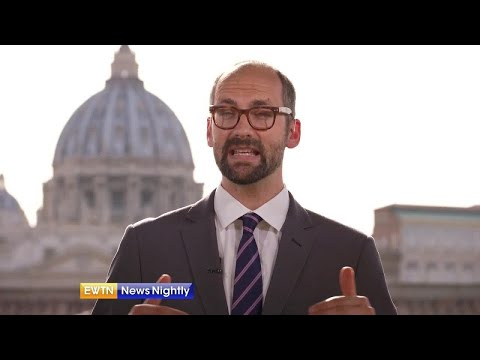 Pope Francis issues new reforms for the Vatican bank - EWTN News Nightly