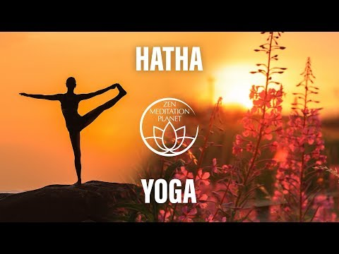 Hatha Yoga Flow - Music for Yoga Poses