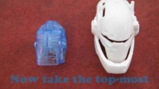 How to build lego: Hero Factory Stormer