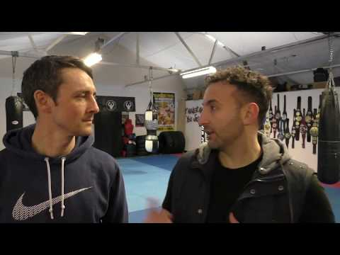 Anthony Byrne Interview Hammertime 4 March 3rd