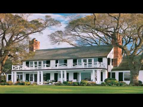 Colonial Revival Style House Plans
