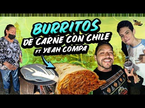 Los Famosos BURRITOS Y TORTILLAS GIGANTES ft YEAHCOMPA   Hermosillo Día 14 #DondeiniciaMexicoLRG