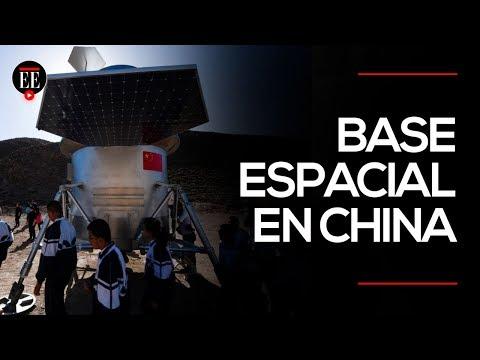 Vivir como en Marte es posible en China | Noticias | El Espectador