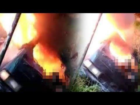 Video Detik-detik Wanita Tewas Terbakar Hidup-hidup di Dalam Mobil, Suami Sempat Selamatkan Diri Mp3