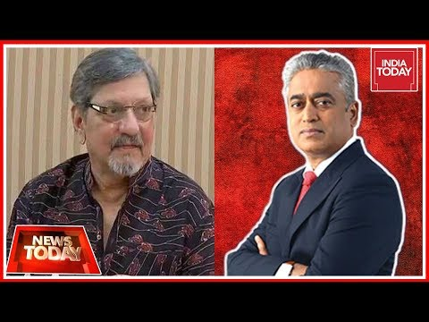 Actor Amol Palekar Speaks To Rajdeep Sardesai On NGMA Speech Controversy