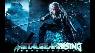Metal Gear Rising: Revengeance - The Hot Wind Is Blowing Extended