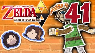 Zelda A Link Between Worlds: My Oh My! - PART 41 - Game Grumps