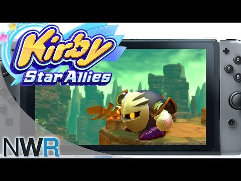 Download Youtube: Kirby Star Allies (Switch) Release Date Trailer