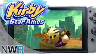 Kirby Star Allies (Switch) Release Date Trailer