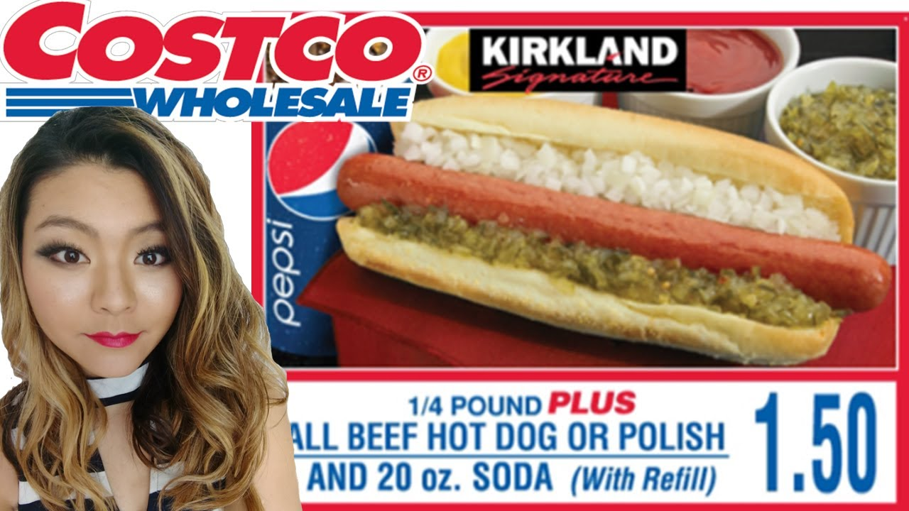 Image Result For Costco Dogs And Soda