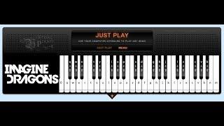 Believer - Imagine Dragons [ Virtual Piano Sheets ]