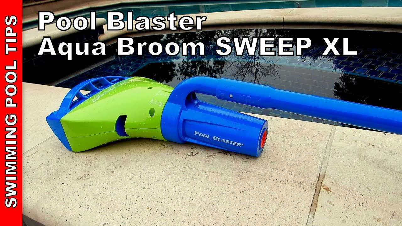 Pool Blaster Catfish Zubehör Pool Blaster Aqua Broom Sweep Xl Review And Set Up Video Youtube
