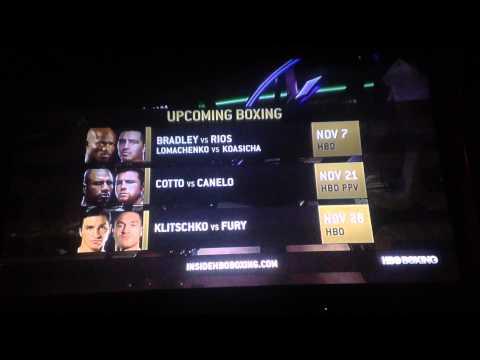 HBO World Championship Boxing Ending Crawford Vs Jean