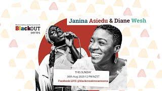 BlackOut Series Interviews Janina Asiedu