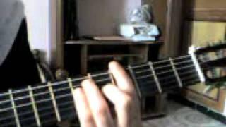 Cheb Khaled - Aicha guitar lesson cover