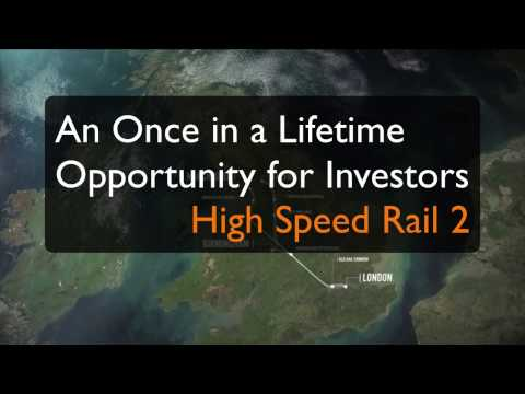 HS2 and the best places to invest property UK - High Speed Rail 2