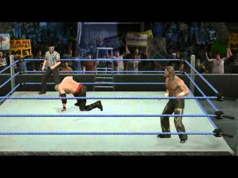 WWE Svr 2010 Sweet Chin Music Counter