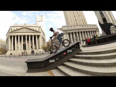 Markus Hoyte - Animal Bikes - BMX