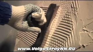 видео Виды штукатурки