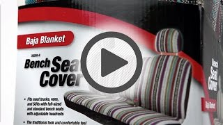 Bell Automotive Baja Blanket Bench Seat Cover - Pep Boys