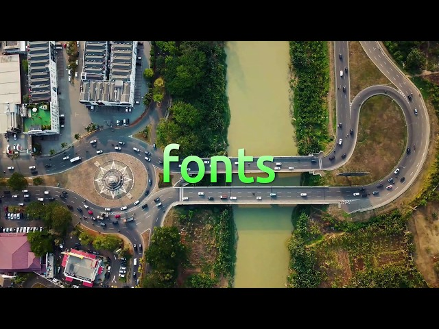 How to add fonts in Linux Mint 19.3