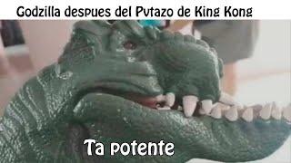 Godzilla Vs Kong Memes