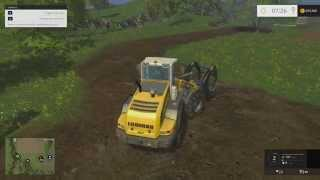 Farming Simulator 2015 - Earn money fast on Westbridge Hills (woodcutting with Wheel Loader)
