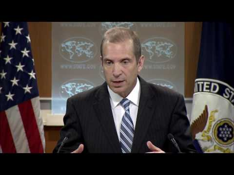 Department Press Briefing  - March 23, 2017